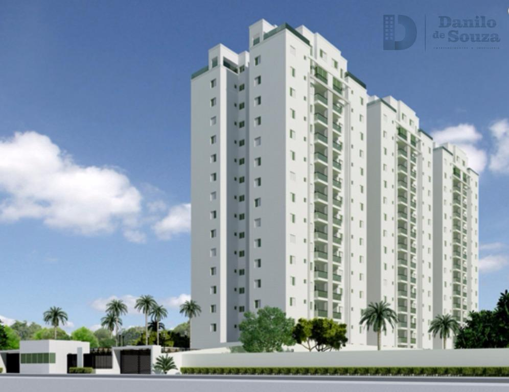 Apartamento  residencial à venda,Residencial Casa Blanca, Araxá.