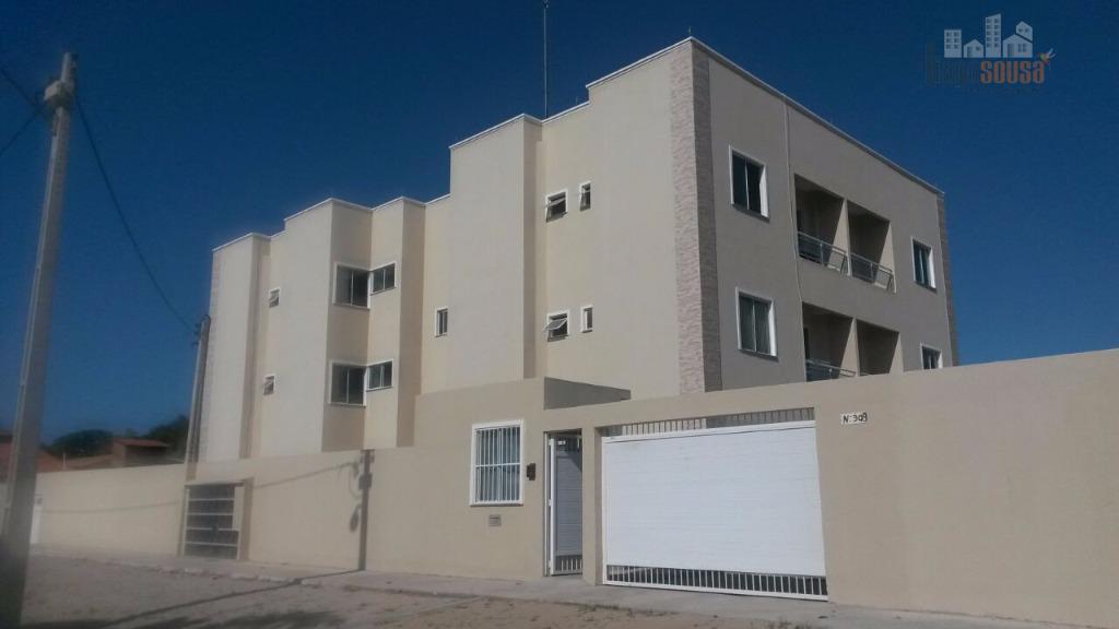 Apartamento residencial à venda, Pacheco, Caucaia.