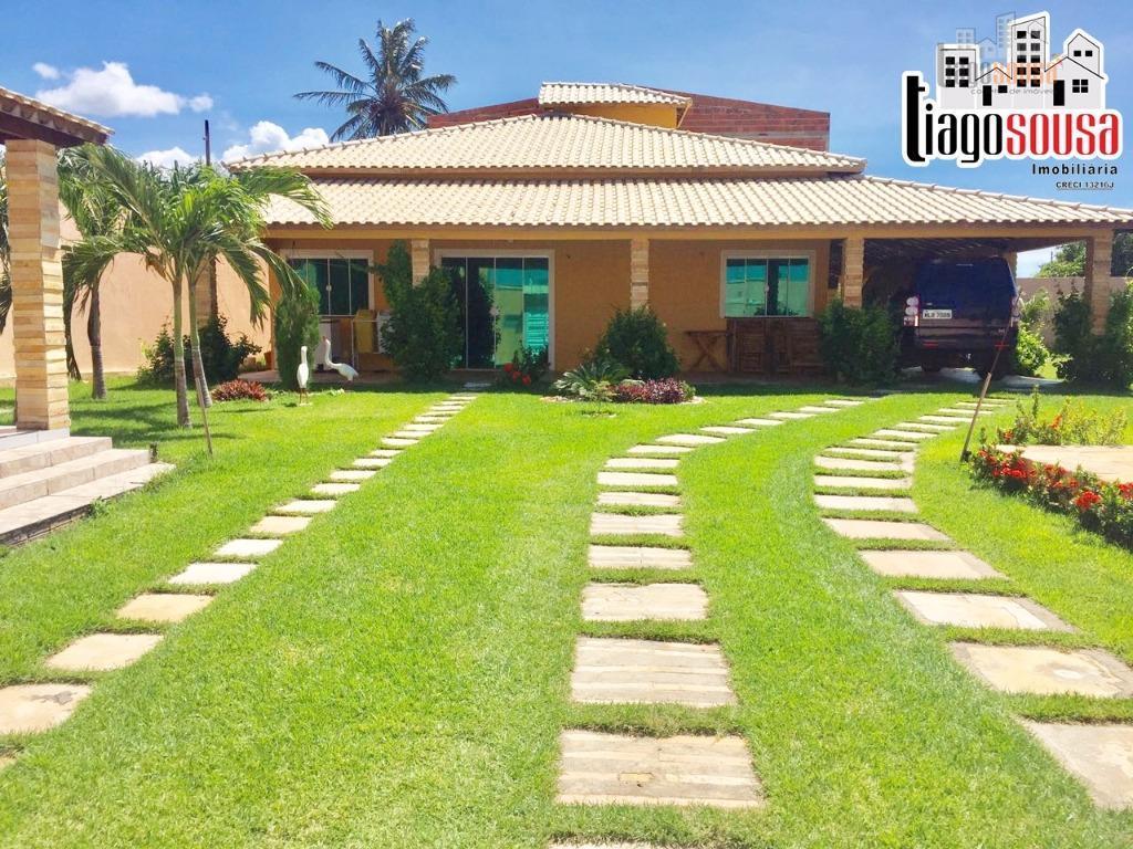 Casa residencial de luxo para venda e locação, Centro, Paracuru.