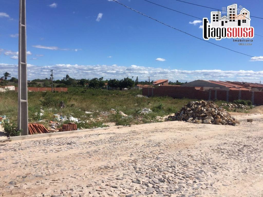 Terreno residencial à venda, Centro, Paracuru.