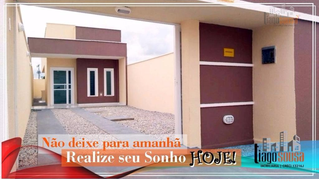 Casa residencial à venda, Centro, Paracuru.