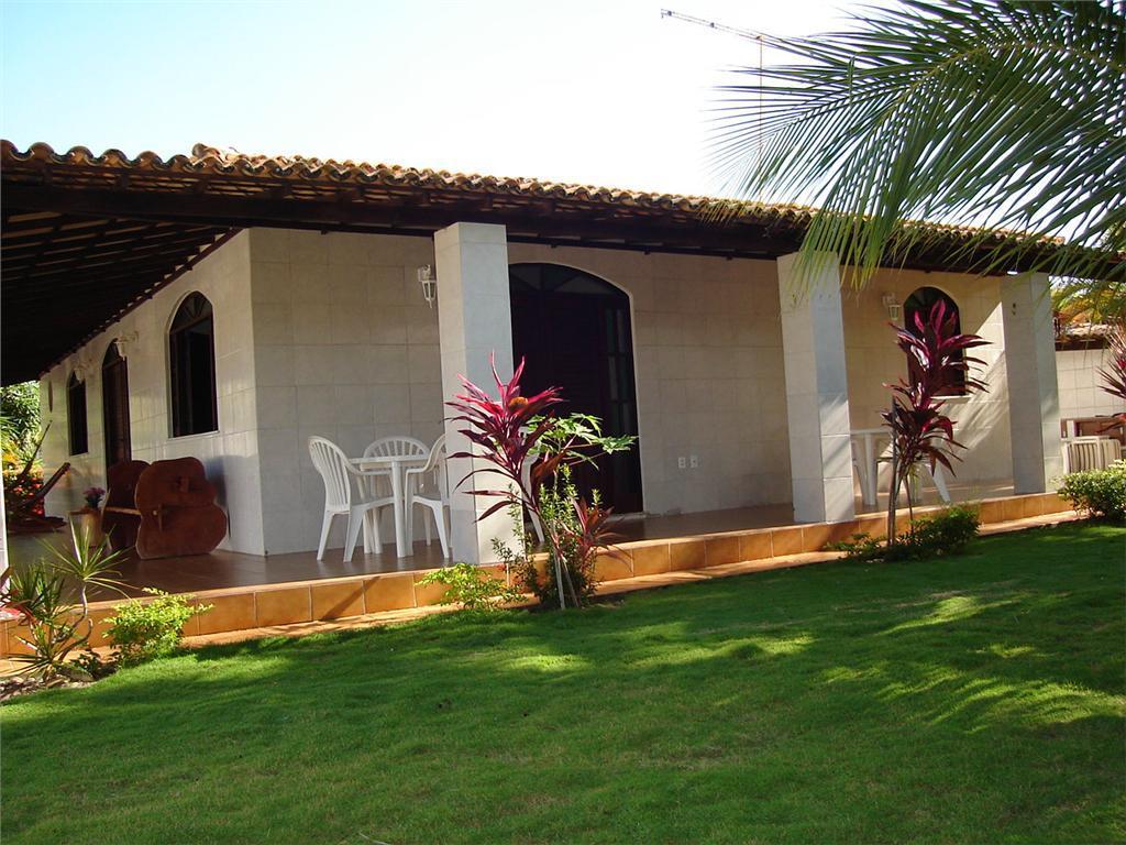 Vista Mar - Excelente Localização - 02 lotes de 500m² escriturados - Casa 5/4 com piscina -  Guarajuba