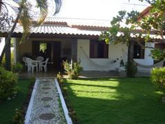 Condominio Paraíso - Casa com 3/4 - 2 suites - Rua principal