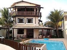 Vendo Casa 7/4 com piscina e churrasqueira - Mirante - Guarajuba