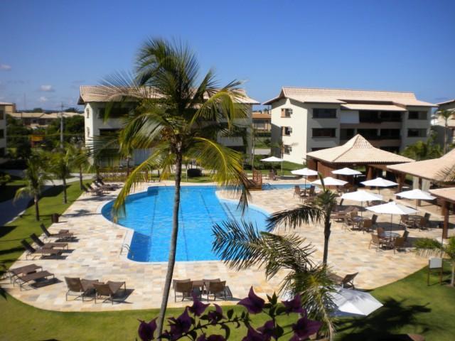Guarajuba - Genipabu Summer Residence - Apartamento Mobiliado Térreo 3/4 suítes a 200 metros do mar.