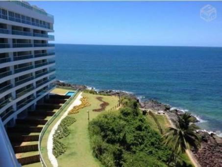 Costa Espanha Salvador - Excelente cobertura panoramica com 3/4 sendo suites - 139,54m² - 03 Vagas de garagem