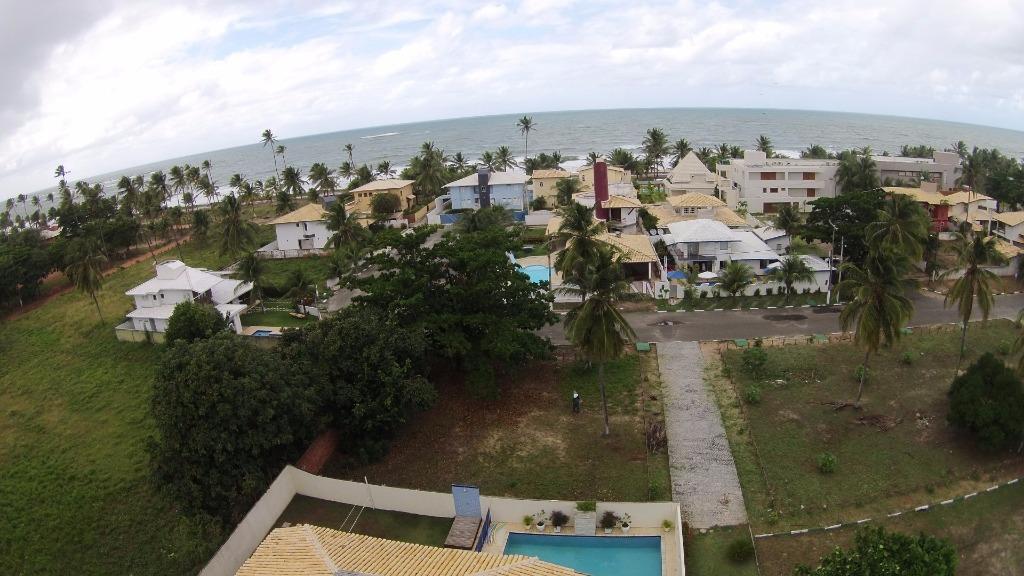 Terreno privilegiado à venda no Condomínio Paraíso, Guarajuba,