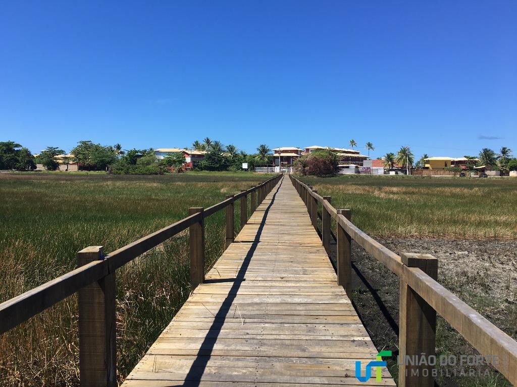 ponte de aceso a praia