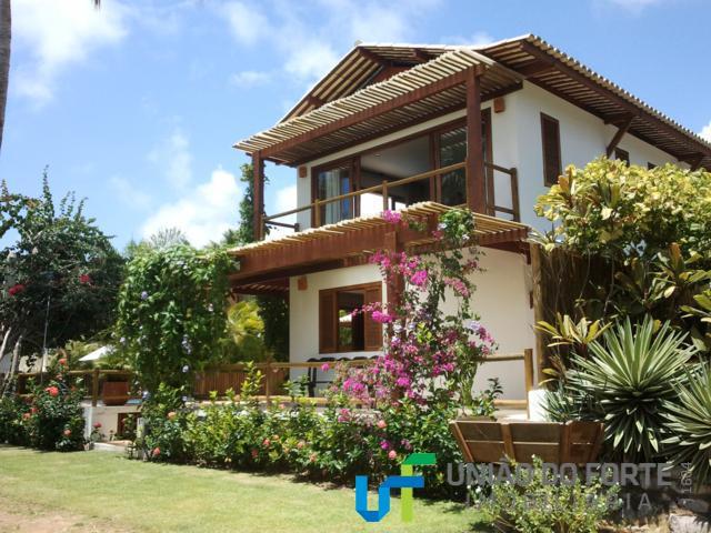 Casa temporada para locação, Praia do Forte, Mata de São João - CA0015.