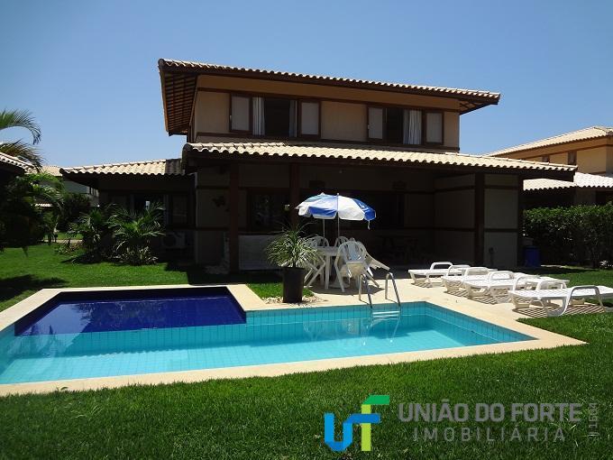 Casa temporada para locação, Praia do Forte, Mata de São João - CA0023.