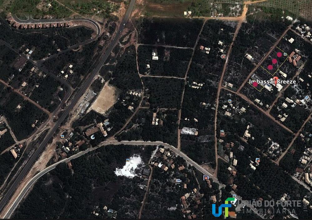 excelente área em imbassay, mata de são joão bahia.3.000,00 m² próximo a praia e a vila.ideal...