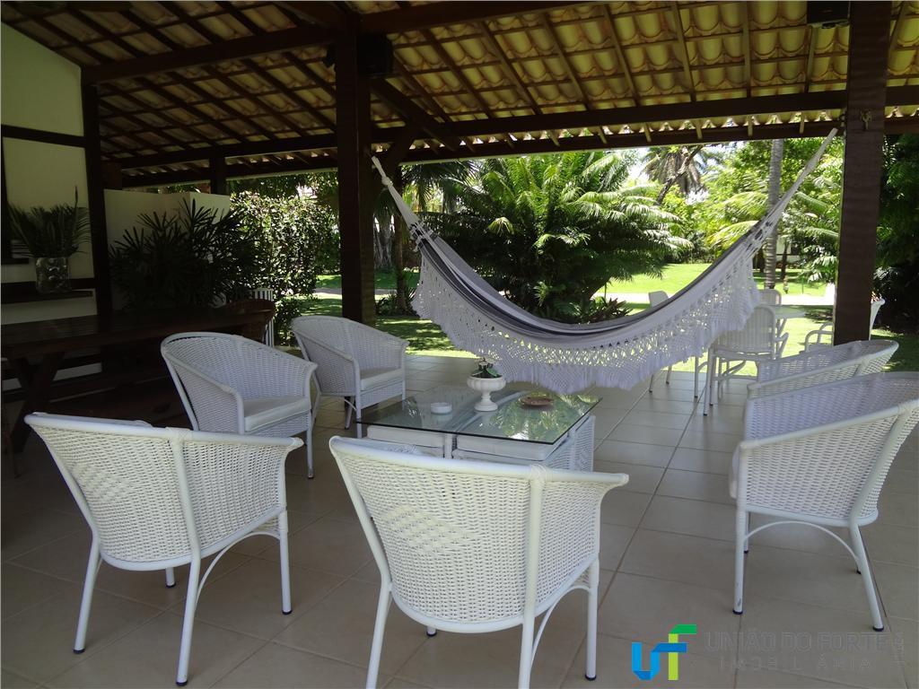 excelente casa em praia do forte-ba.condomínio residencial praia do forte, com segurança 24 horas, distante 5...
