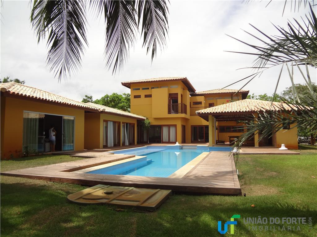 Casa temporada para locação, Costa do Sauipe, Mata de São João - CA0051.