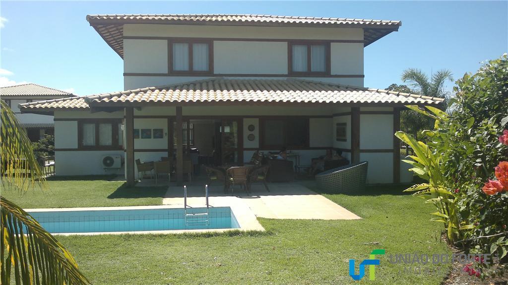 Casa temporada para locação, Praia do Forte, Mata de São João - CA0056.