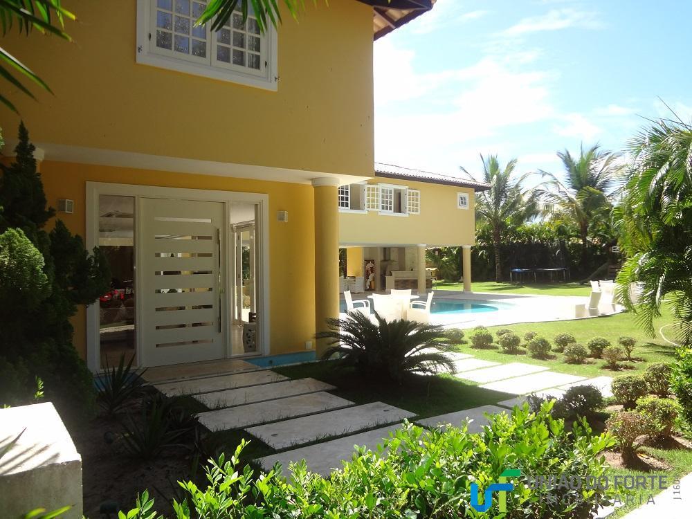 Casa temporada para locação, Praia do Forte, Mata de São João - CA0058.