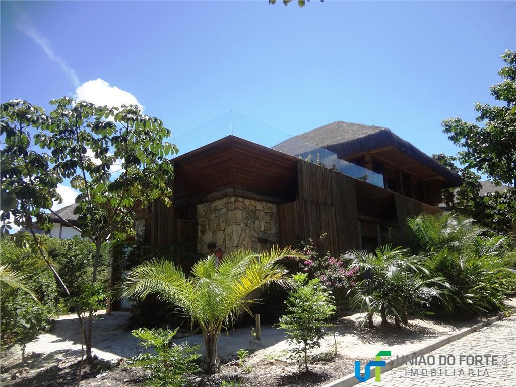 Casa residencial para venda e locação, Praia do Forte, Mata de São João - CA0060.