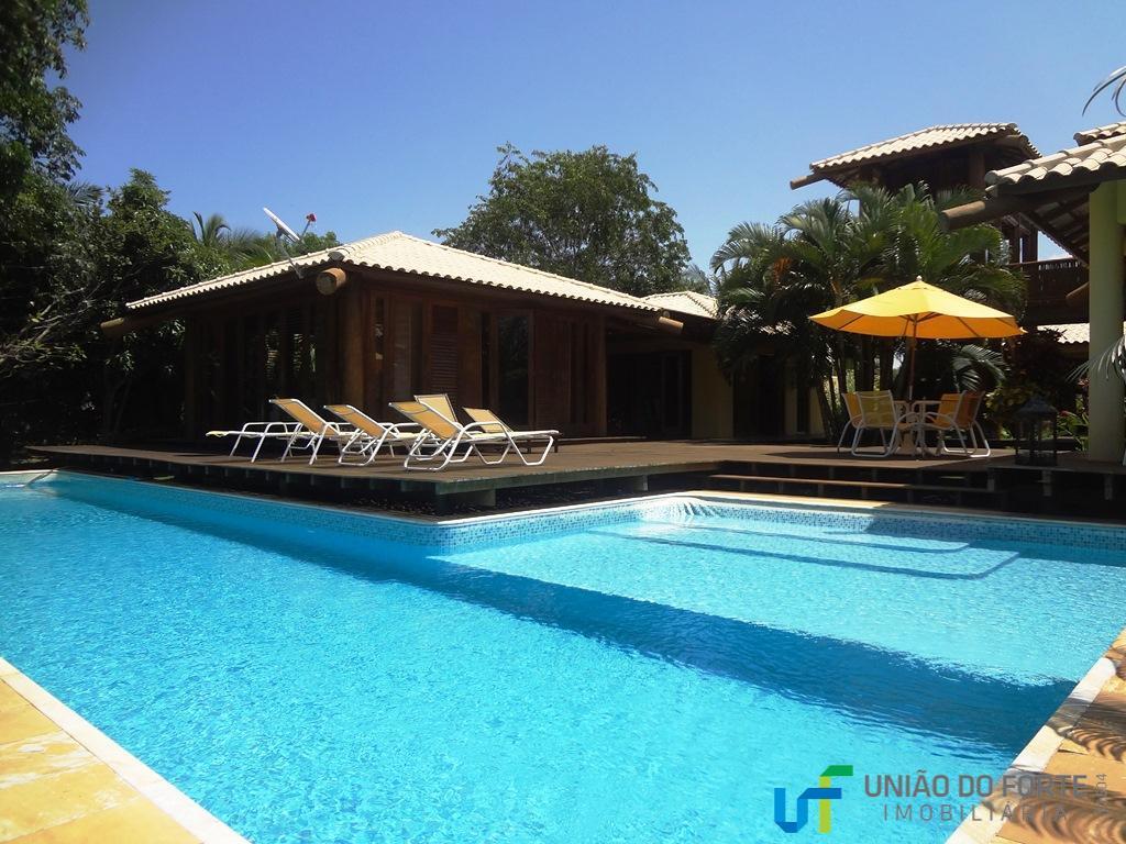 Casa residencial à venda, Itacimirim, Camaçari - CA0079.