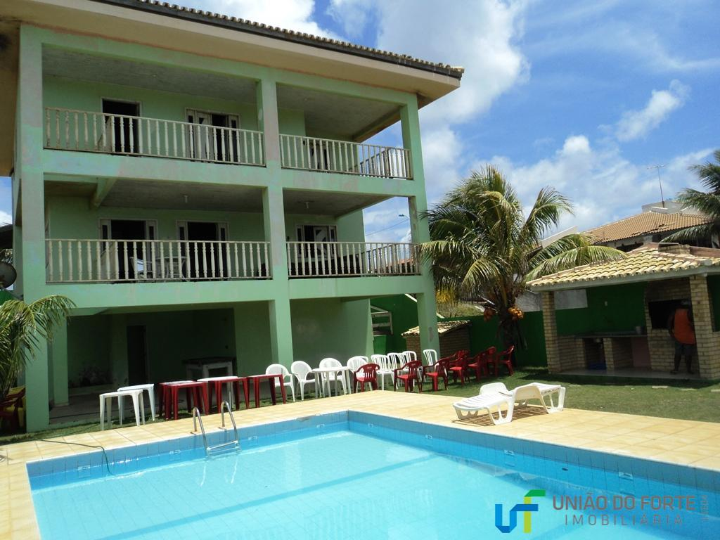 Casa residencial à venda, Guarajuba, Camaçari - CA0091.