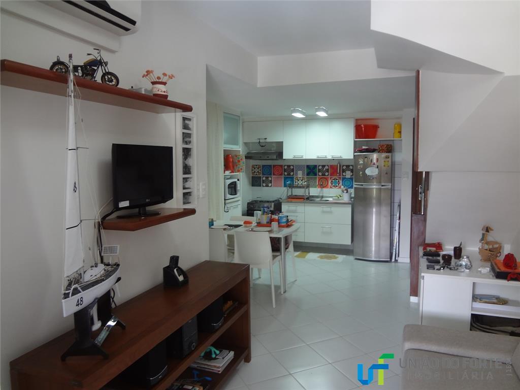 Apartamento Duplex temporada para locação, Praia do Forte, Mata de São João - AD0009.
