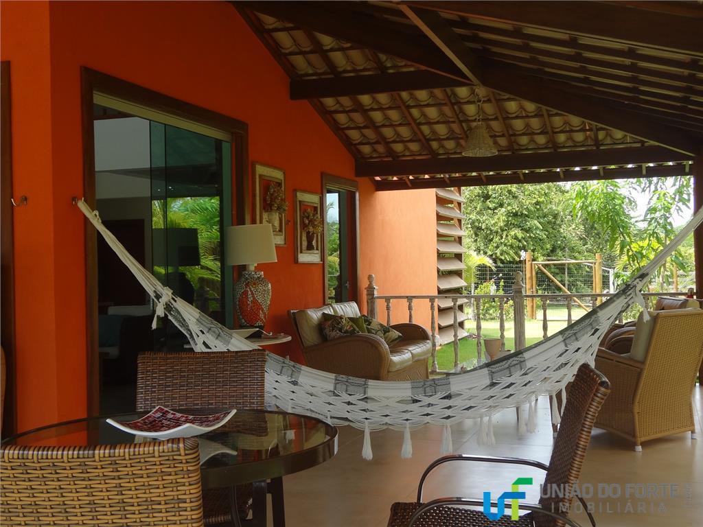 Casa temporada para locação, Praia do Forte, Mata de São João - CA0102.