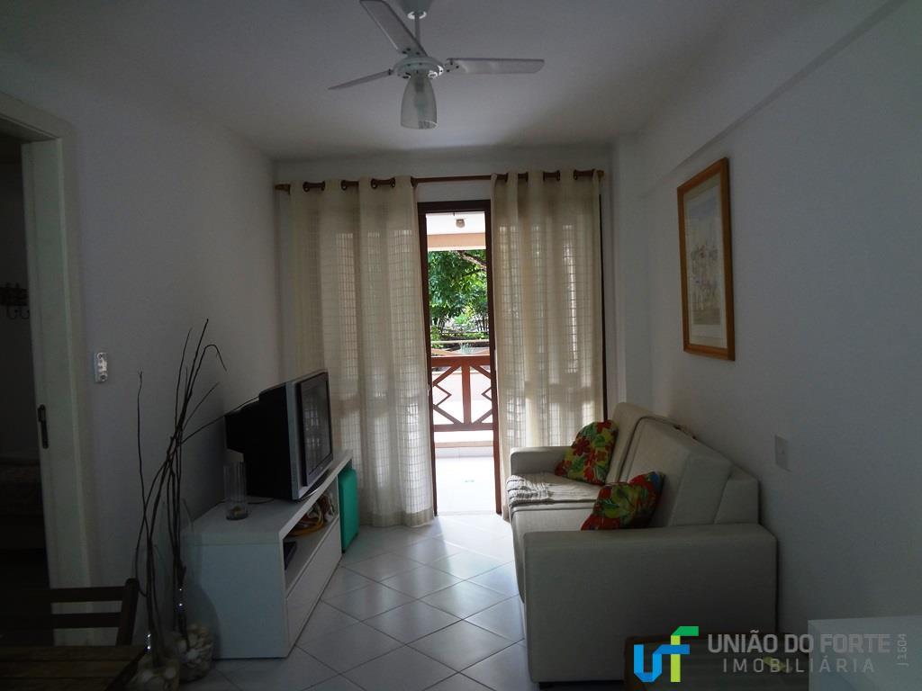 Apartamento residencial à venda, Praia do Forte, Mata de São João - AP0037.