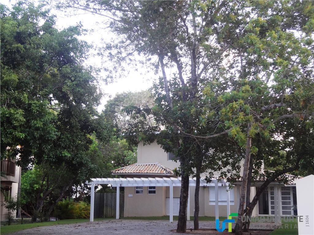 localizada no condomínio quinta de sauípe, complexo do sauípe, litoral norte da bahia.linda casa com 4...
