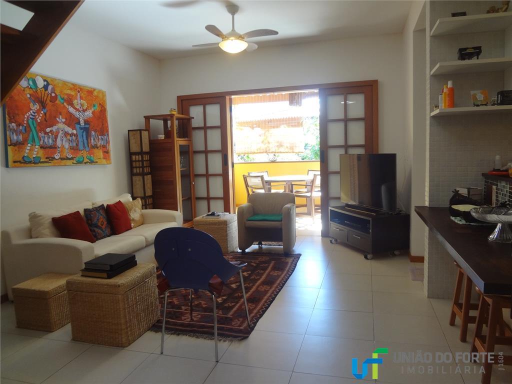 Apartamento Duplex , 3 quartos, temporada para locação, Praia do Forte, Mata de São João.