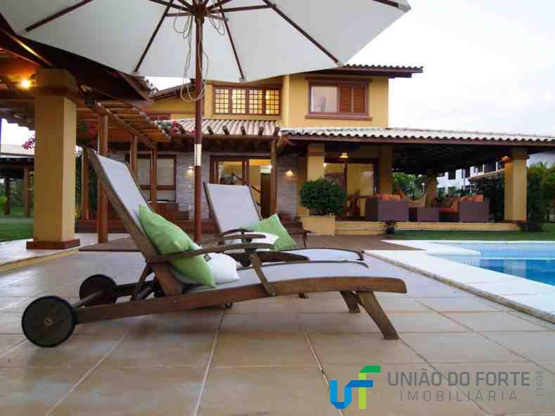 Casa residencial à venda, Imbassai, Mata de São João - CA0122.