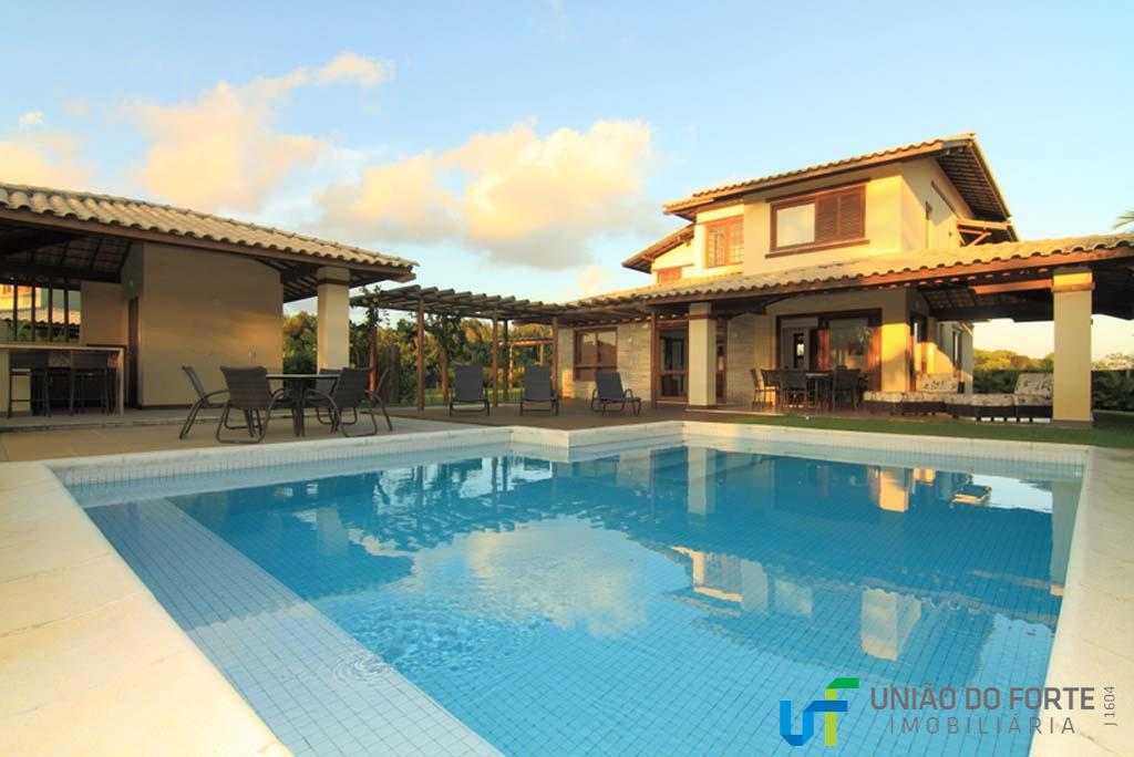 Casa residencial à venda, Imbassai, Mata de São João - CA0123.
