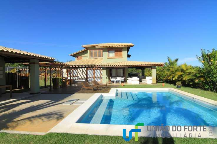 Casa residencial à venda, Imbassai, Mata de São João - CA0124.