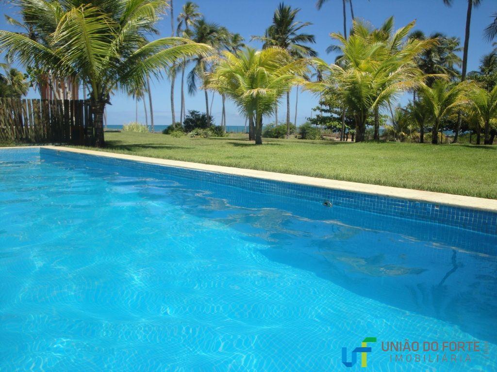 casa 4 suites, frente Mar em Praia do Forte