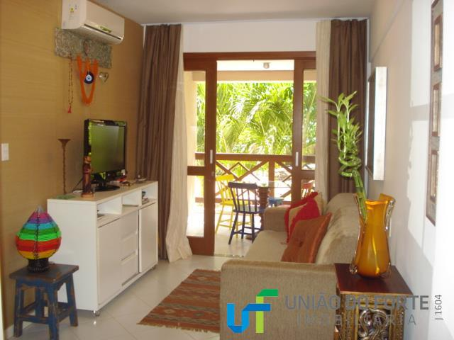 Apartamento temporada para locação, Praia do Forte, Mata de São João - AP0061.