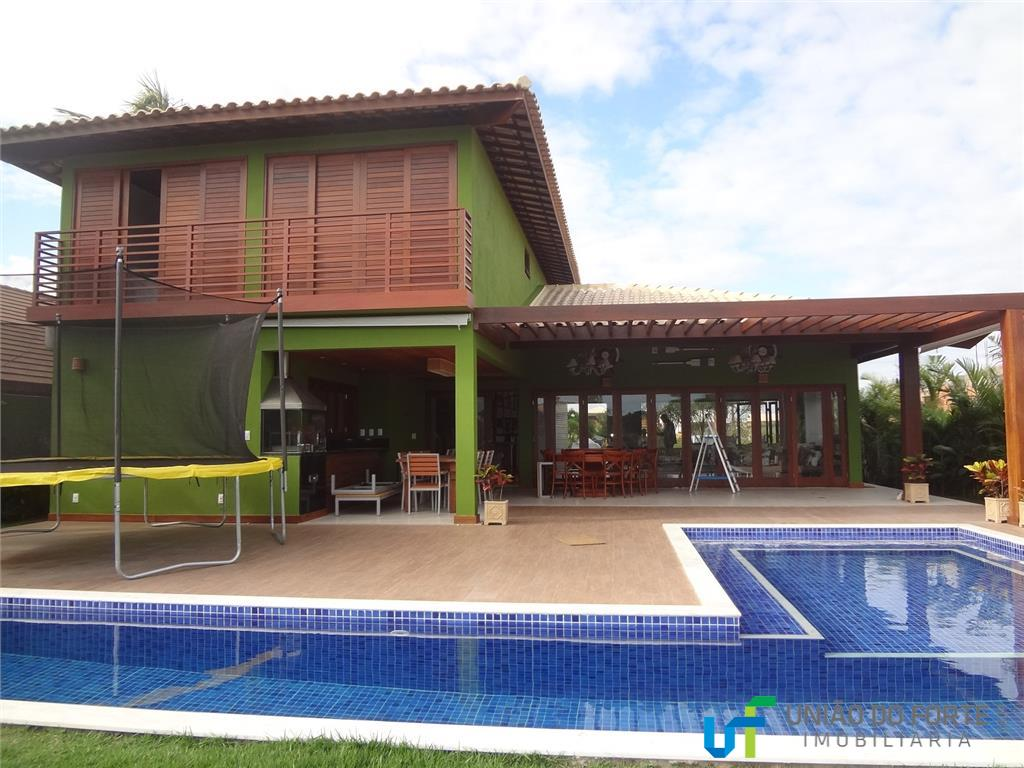 Casa residencial para locação, Praia do Forte, Mata de São João - CA0141.