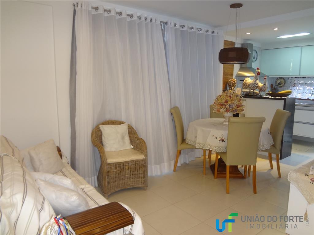 lindo apartamento em condomínio fechado com 2 quartos, sendo 1 suíte, totalmente decorado, ar condicionado em...