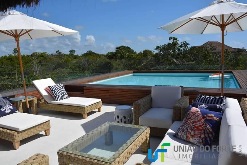 Casa residencial à venda, Praia do Forte, Mata de São João - CA0145.