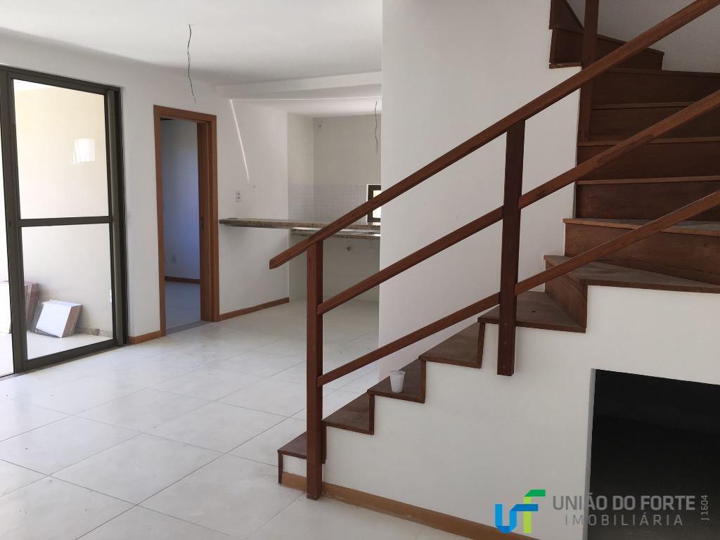 Apartamento Duplex residencial à venda, Ilha do Meio, Camaçari - AD0084.
