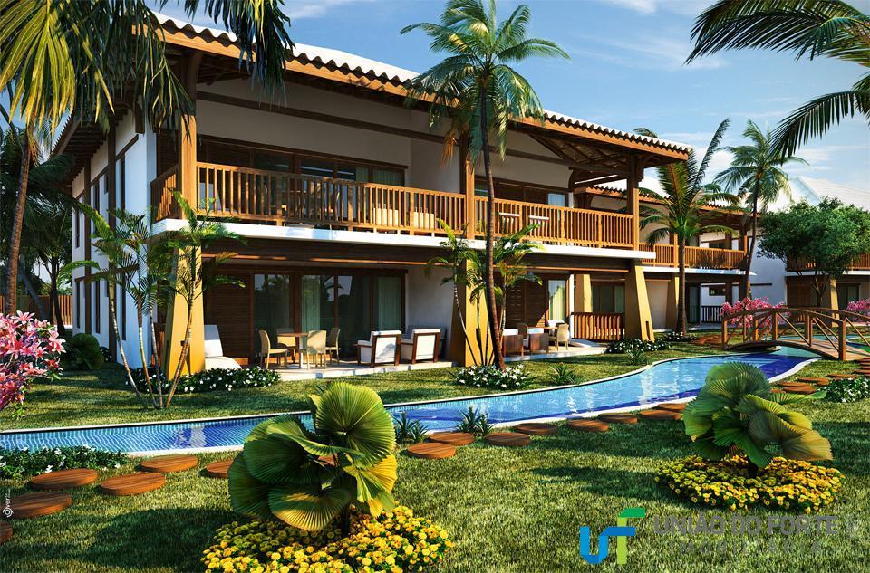 Bali Bahia - Apartamento residencial à venda, Itacimirim, Camaçari - AP0106.