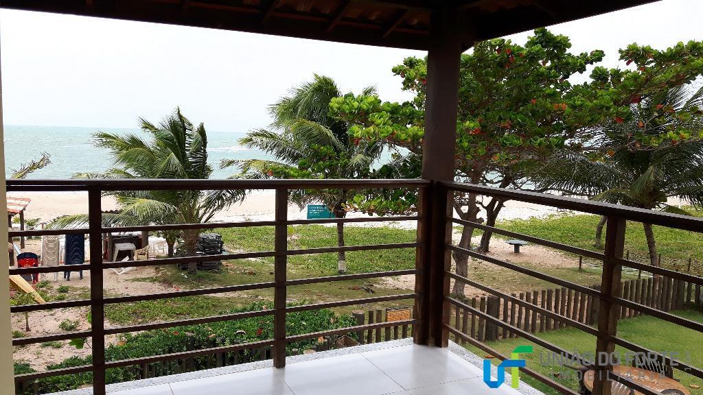 Apartamento Duplex residencial para locação, Itacimirim, Camaçari - AD0094.