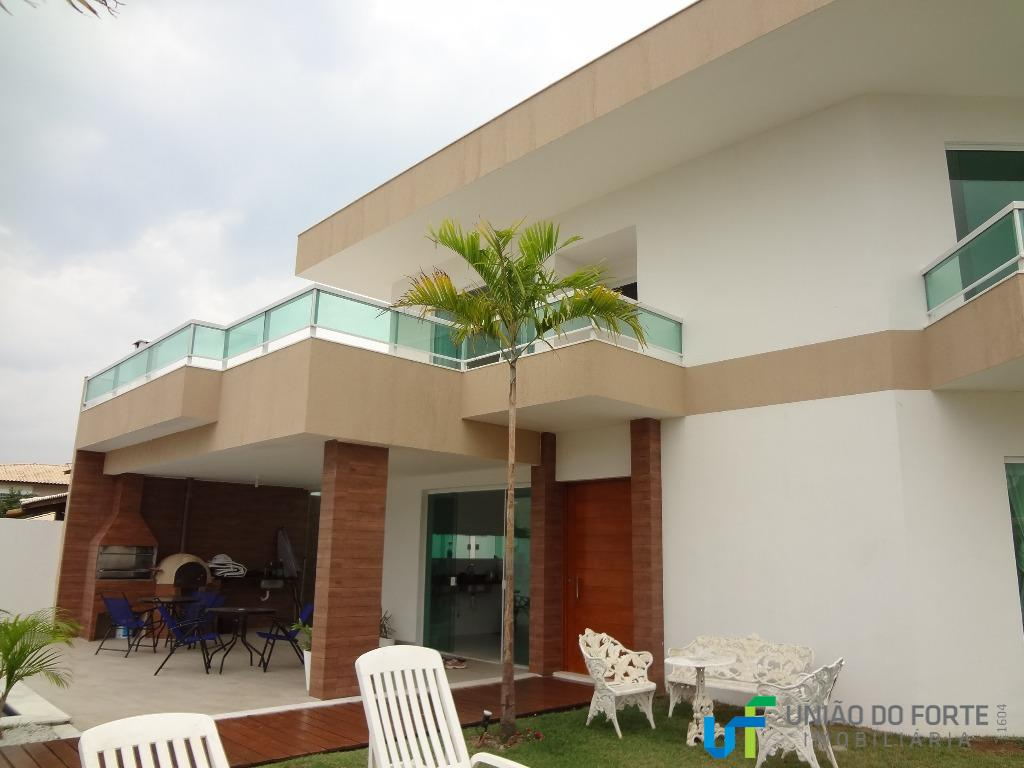 Casa residencial à venda, Guarajuba, Camaçari - CA0200.