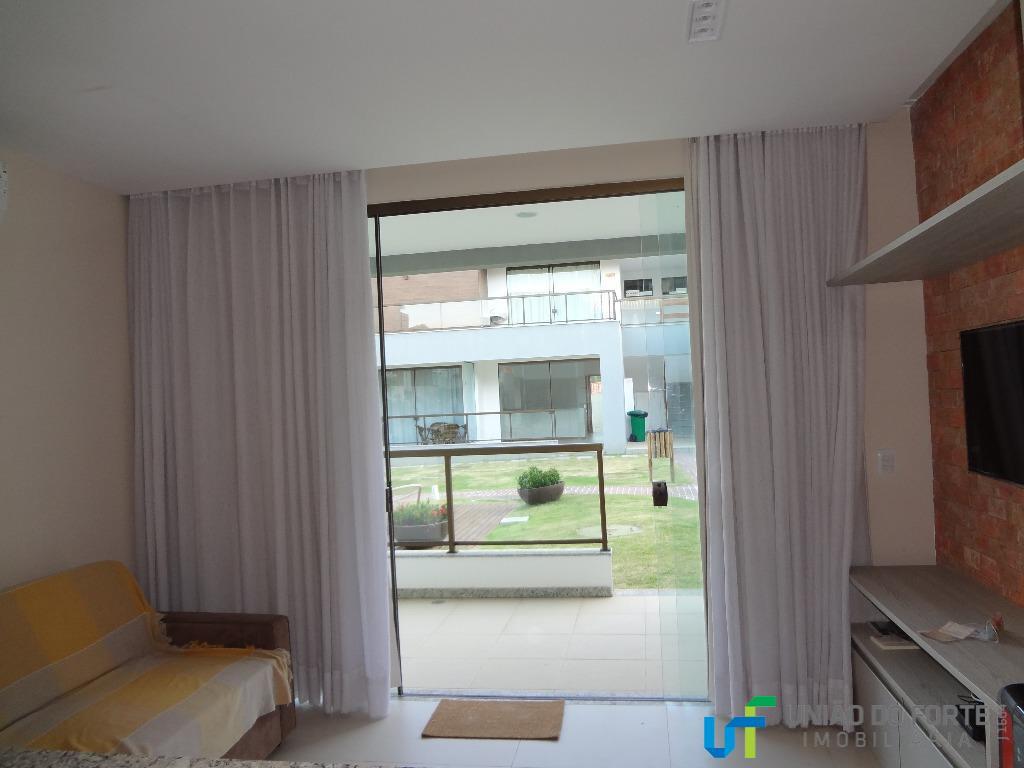 Apartamento residencial à venda, Imbassai, Mata de São João - AP0122.
