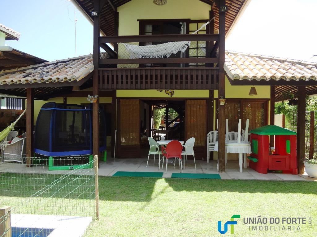 Casa temporada para locação, Praia do Forte, Mata de São João.