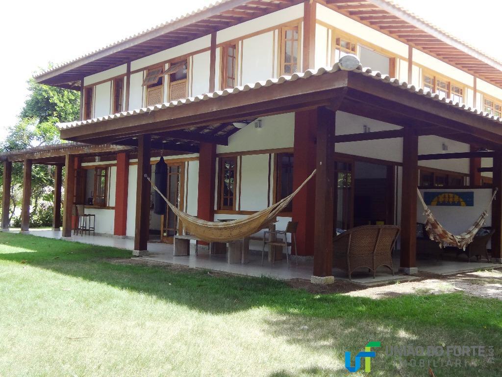 Apartamento Duplex residencial para locação, Praia do Forte, Mata de São João.
