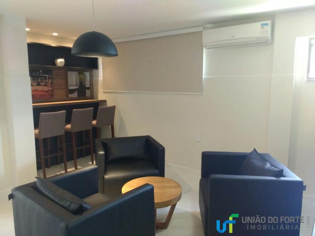 Apartamento temporada para locação, Guarajuba, Camaçari - AP0132.