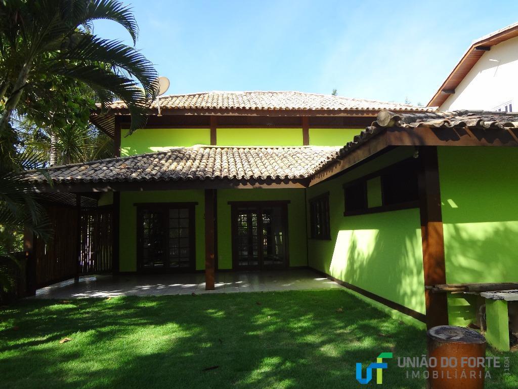Casa residencial à venda, Praia do Forte, Mata de São João - CA0186.