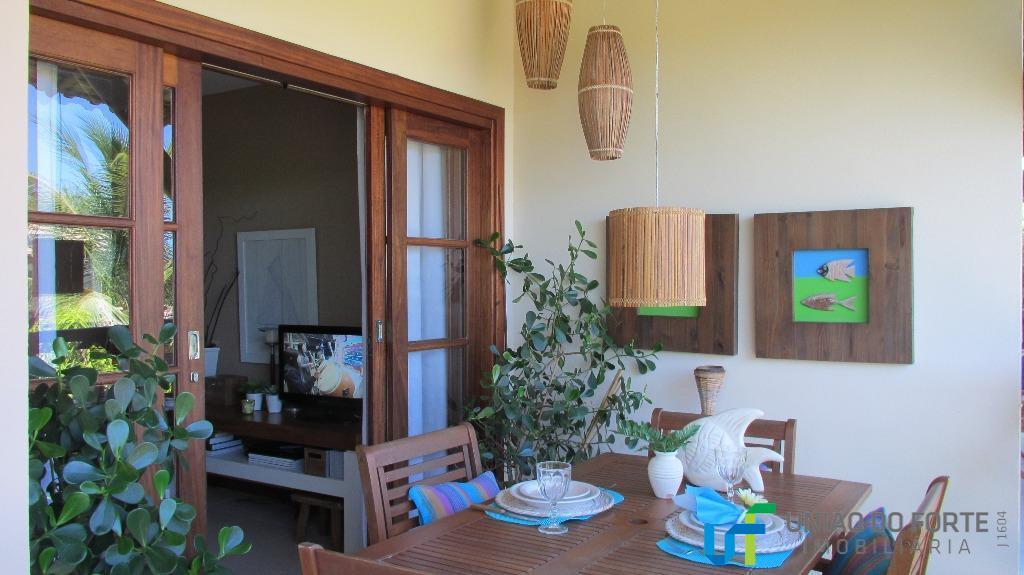 praia do forteapartamento duplex, condomínio terraces porto das baleias.com 3 quartos sendo 2 suites ( 02...