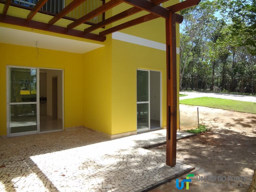 Apartamento residencial à venda, Praia do Forte, Mata de São João - AP0069.
