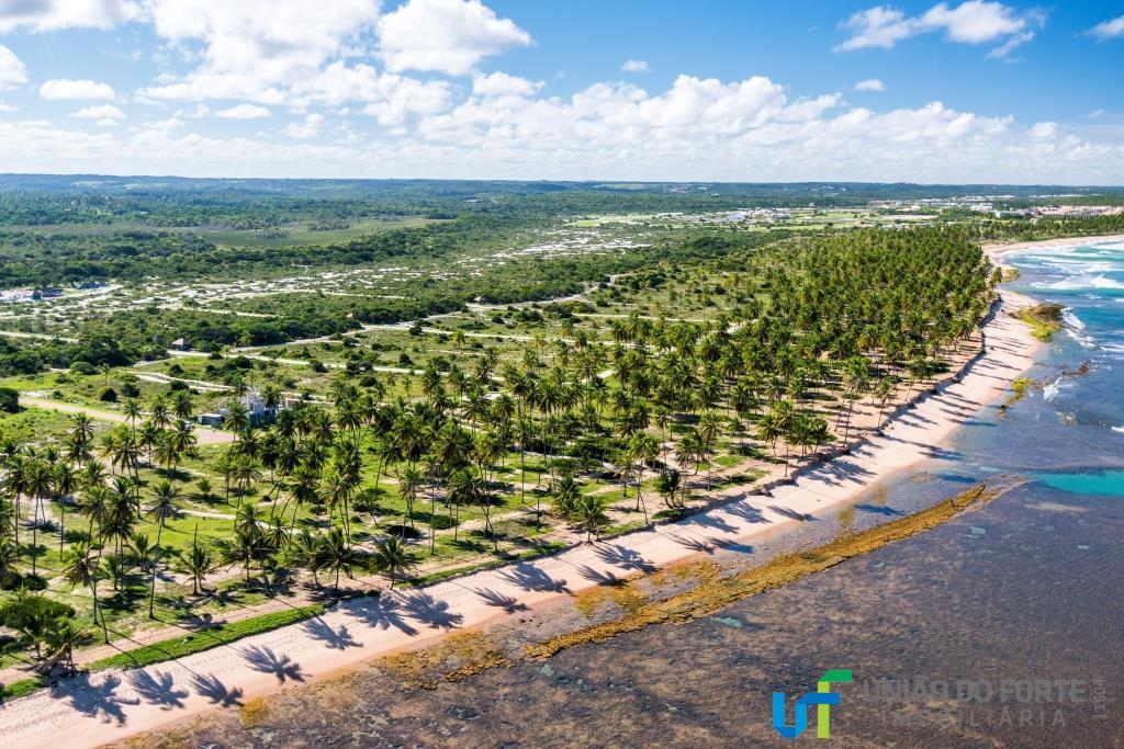 Terreno residencial à venda, Praia do Forte, Mata de São João.