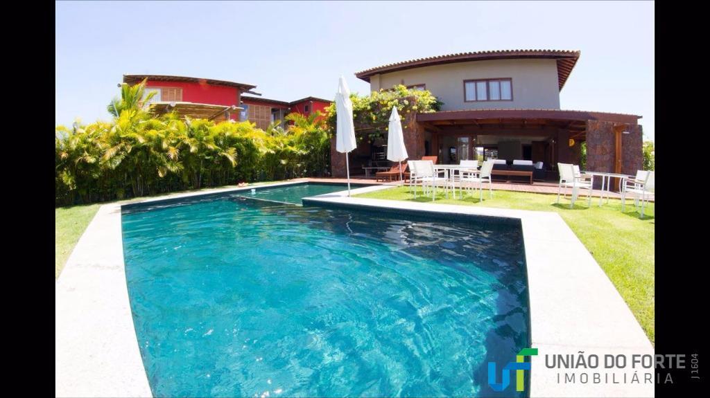 Casa residencial para venda e locação, Praia do Forte, Mata de São João - CA0233.