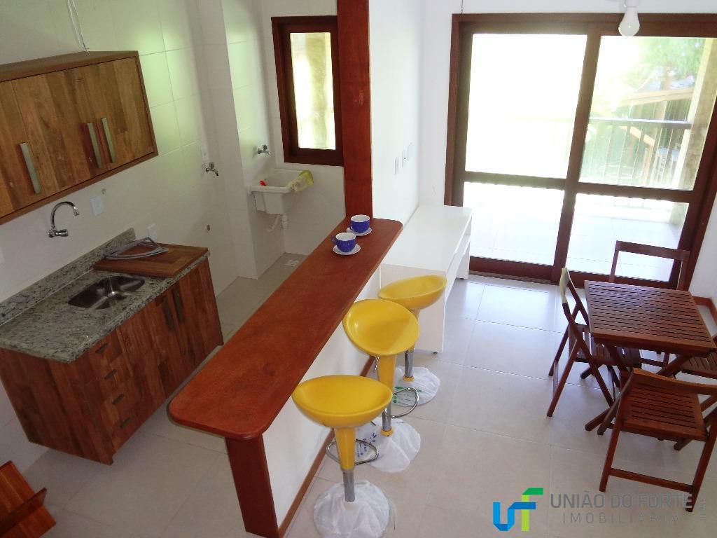 Apartamento Duplex residencial à venda, Itacimirim, Camaçari.