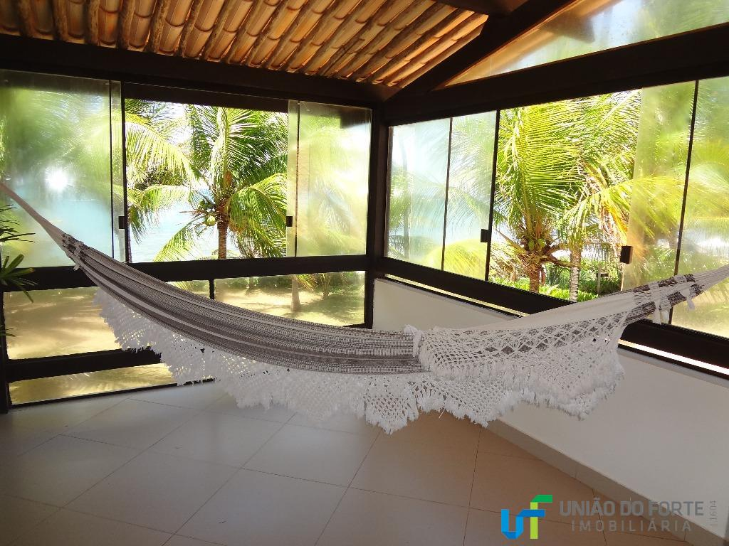Casa temporada para locação, Praia do Forte, Mata de São João - CA0158.
